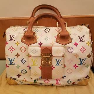 割愛❤經典彩色 Louis Vuitton LV手袋