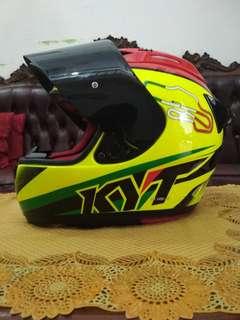 Helm Kyt Italian championship RC 7 series