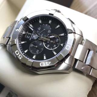 TAGHeuer 計時錶43mm(100%New)