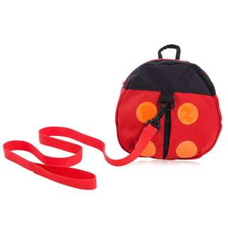Ladybird Toddler Safety Bag