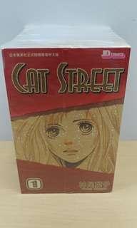 Cat Street #1~8期完 by 神尾葉子