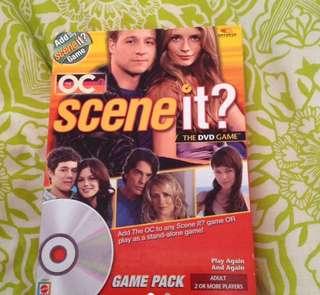 The OC scene it game