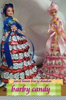 barbie candy souvenir unik