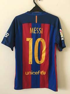 FC Barcelona jersey ori Eropa