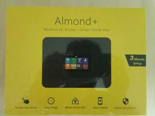 Almond+ wireless AC Router + Smart home hub