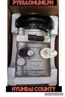 Hyundai county compressor assembly