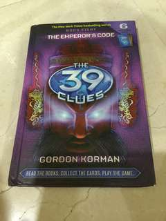 39 Clues by Gordon Korman