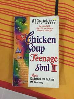 Chicken soup for the teenage soul part II