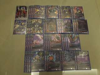 Buddyfight-Black Dragon Set Deck