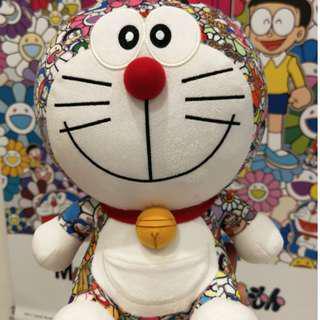 Uniqlo Murakami 村上隆 x Doraemon 多拉A夢 限量版毛公仔
