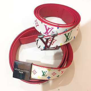 LV belt (red)