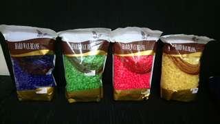 Hard Wax Beans (500g)