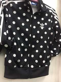 Adidas Originals Jackets Polka Dot Firebird Track And Coats Womens