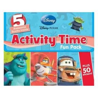 BN Disney Activity Time Fun Pack