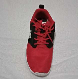 DC Red Black Shoes