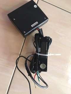 Chung(turbo timer,timing belt vigo,steering cooler vigo 1 set 3 item)