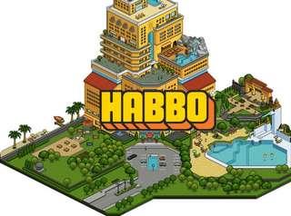 LF habbo gold bar‼️