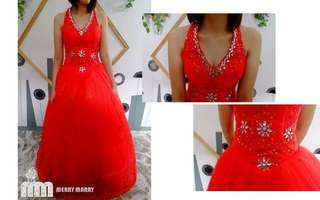 Bridal Wear / Evening Wear / Function Gown
