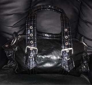 Woman Black handbag