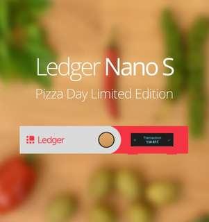 Ledger Nano S Pizza (Limited Edition)