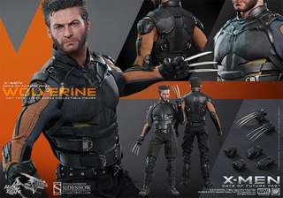 WTS Hot Toys Wolverine Days of Future Past