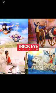 Trick Eye ( save 32% )
