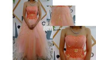 Bridal Gown / Dinner Gown / Functiin Gown