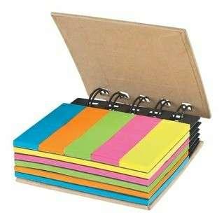 Sticky Notebook Spring