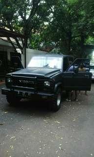 Jual Jeep Nissan Patrol 1983 Bensin