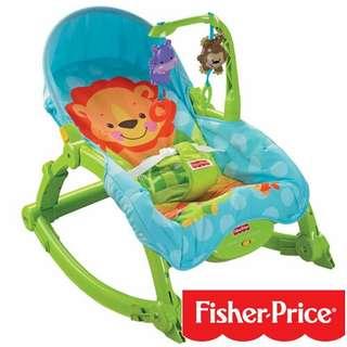 嬰幼兒二用搖椅