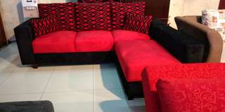 Kredit SOFA L PUTUS TANPA DP hanya di HOME CREDIT