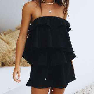 playsuit / two piece set