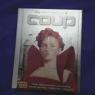 Coup (Chinese)