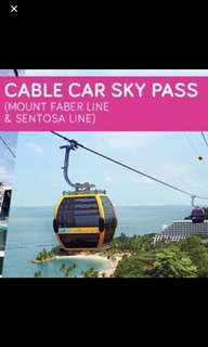 Cable car (save 45%)