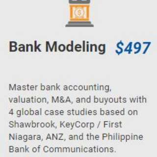 (BIWS) Bank and Financial Institution Financial Modelling
