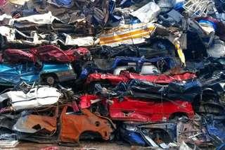 Car Export Exporter Scrap