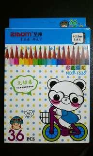 36pcs Colour Pencils