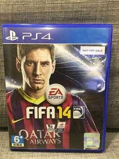 PS4 FIFA 14, FIFA 15 & FIFA 16