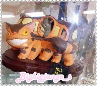 貓巴士音樂盒  (A-006)