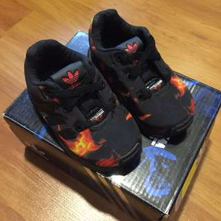 Adidas Toddler ZX Flux Star Wars