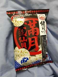 🚚 日本健司滿月海鮮仙貝