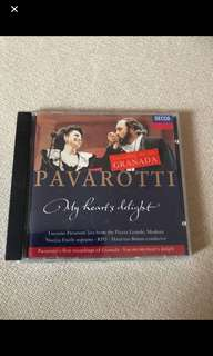Cd box C2 - Pavarotti