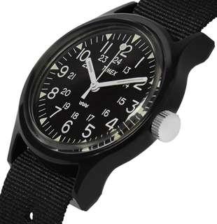 全新 Timex MK1 watch 手錶 36mm 黑色 DW SEIKO