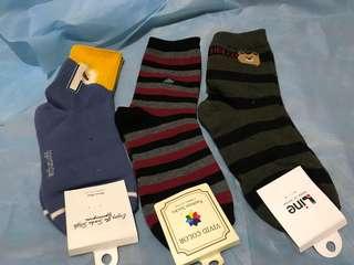 🚚 中統襪
