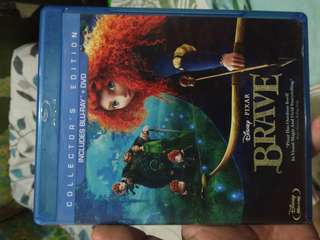 Bluray Brave 3disc