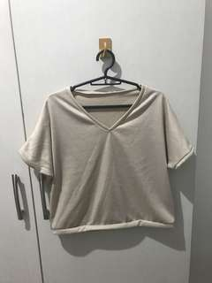 Bazaar Cream Top