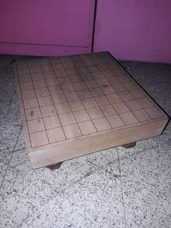 Chess mini table