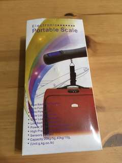 Electronic Portable Scale #winkuih