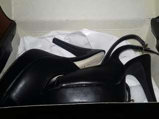 Heels Black Nicholas Edison