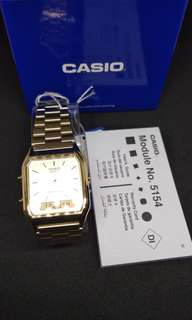 Original Casio Vintage watch for sale